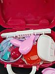 Увлекающий набор для макияжа детский с выдвижным чемоданчиком, фото 5