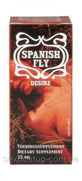 Возбуждающие капли для женщин SPANISH FLY DESIRE, 15мл