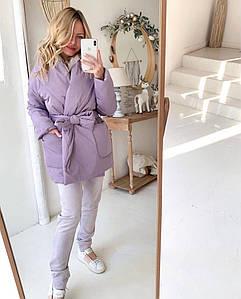 Жіноча куртка на синтепоні норма