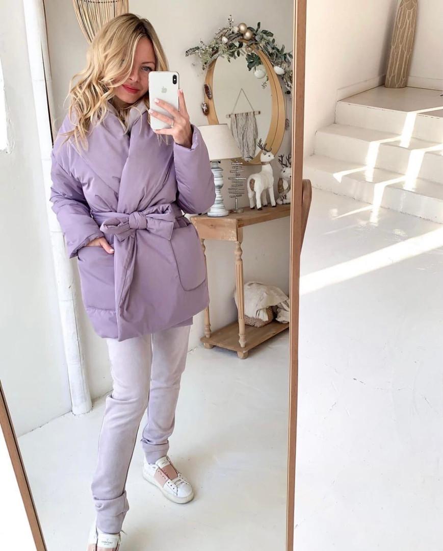 Женская куртка на синтепоне норма