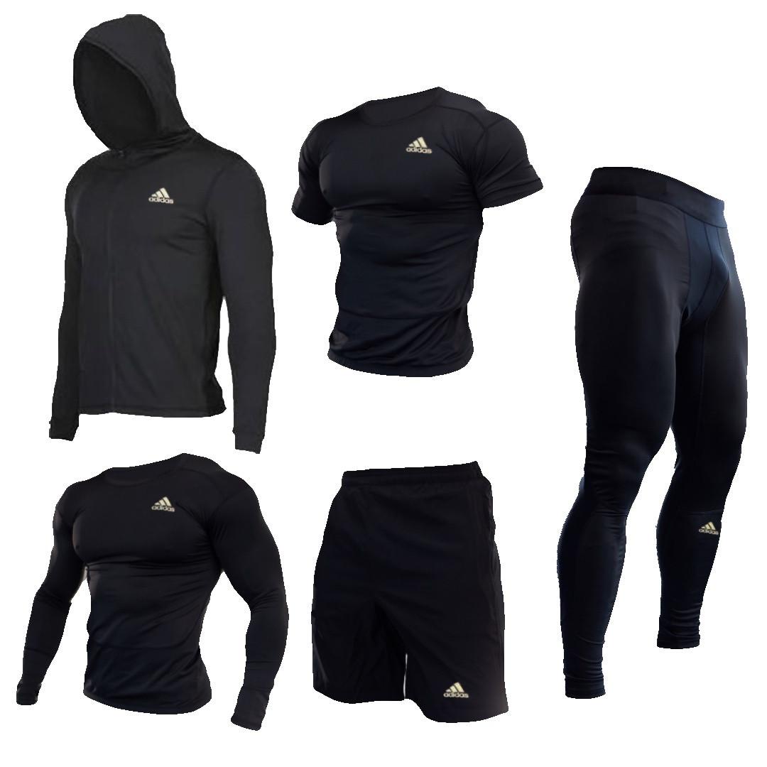 Компрессионная одежда ADIDAS  5в1