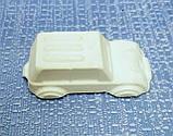 Гипсовая фигурка для раскрашивания Машинка, фото 2