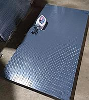 Весы для взвешивания животных VTP-G-1520 (1000 кг, 1500х2000 мм) без клетки