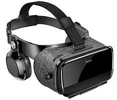 3D очки виртуальной реальности HOCO VR DGA04, черные