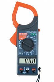 Мультиметры и токовые клещи