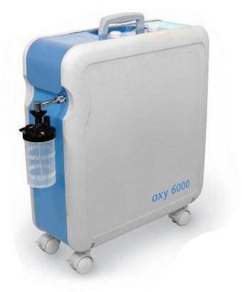 Кислородный концентратор Bitmos OXY 6000, фото 2