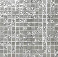 Мозаика стеклянная серебряная HL 99