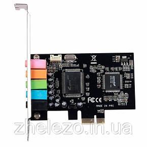 Звукова карта Manli 8738 6CH (M-CMI8738-PCI-E-6ch) bulk, фото 2