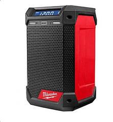 Bluetooth колонка Milwaukee M12 2951-20  зарядное устройство