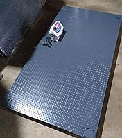 Весы для взвешивания животных VTP-G-1520 (1500 кг, 1500х2000 мм) без клетки
