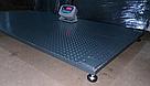 Весы для взвешивания животных VTP-G-1520 (1500 кг, 1500х2000 мм) без клетки, фото 2