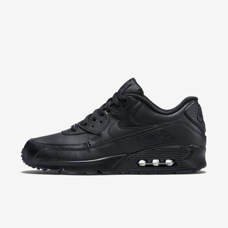 Кроссовки Nike Air Max 90 Leather(302519-001) оригинал