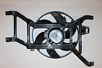Вентилятор охлаждения Logan 1.4-1.6, Largus без кондиционера GROG Корея