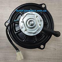 Моторчик пічки FOTON 1049, Фотон 1049 (2.8 L) 12V, фото 2