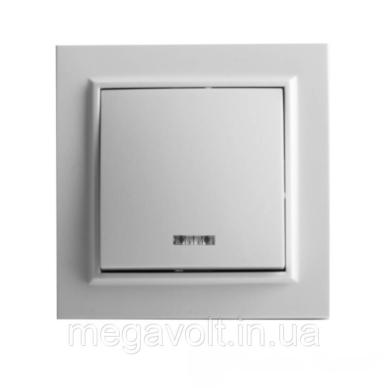 Выключатель с подсветкой Enzo EH-2103