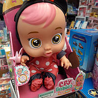 Аналог кукол Cry Babies Кукла 20 см- 30 см , много видов