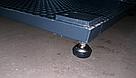 Весы для взвешивания животных VTP-G-1520 (2000 кг, 1500х2000 мм) без клетки, фото 4