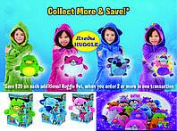 Толстовка мягкая игрушка Huggle Pets с капюшоном Новинка!
