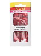 Набір голок KWM металік 31 шт K02-110024, КОД: 1846572