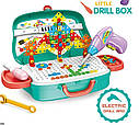 Детский чемоданчик для ремонта Creative Little Drill Box, фото 2