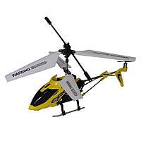 Вертолет радиоуправляемый LD-661, желтый