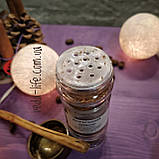 Коричневый сахар с элитной цейлонской Корицей в стеклянном спецовнике. Пряности для кофе. 35 грамм, фото 2