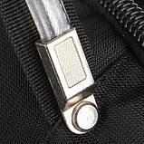 Місткий рюкзак SwissGear Wenger, свисгир. Чорний. + Дощовик. / s7226 black, фото 3