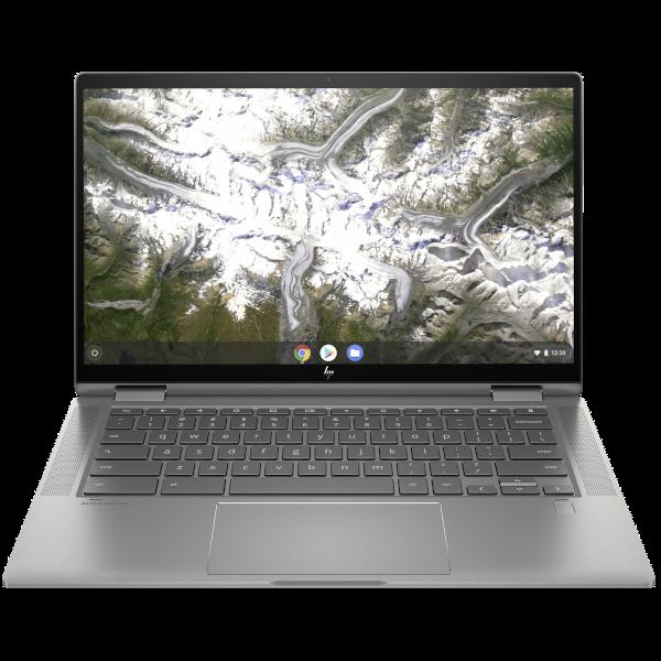 """HP Chromebook 14C-CA0053 x360 2-IN-1 Core™ i3-10110U 2.1GHz 64GB eMMC 8GB 14"""" (1920x1080)"""