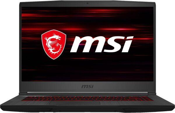 "MSI GF65 THIN GAMING Core™ i7-10750H 2.6GHz 512GB SSD 8GB 15.6"" (1920x1080)"
