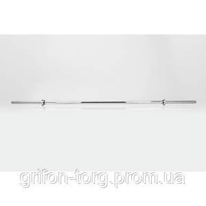 Гриф для штанги Hop-Sport 218см (30мм)