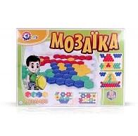 Интересная игра пластмассовая Мозаика для малышей