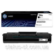 Заправка картриджа HP 106A (W1106A) для принтера LJ M107a, M107w, M135w, M137fnw, 107r, 135r, M135a