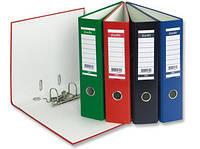 Папка регистратор, скросшиватель картон в ассортименте (Б\У)