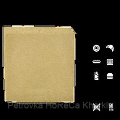 Бумажный пакет Уголок Крафт 170*170, 100шт/уп 2000шт/ящ