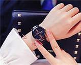 Стильные женские часы Starry Sky Watch черные. Скай воч., фото 2