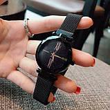 Стильные женские часы Starry Sky Watch черные. Скай воч., фото 5