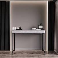 """Туалетный столик """"Даллас Чёрный"""", фото 1"""
