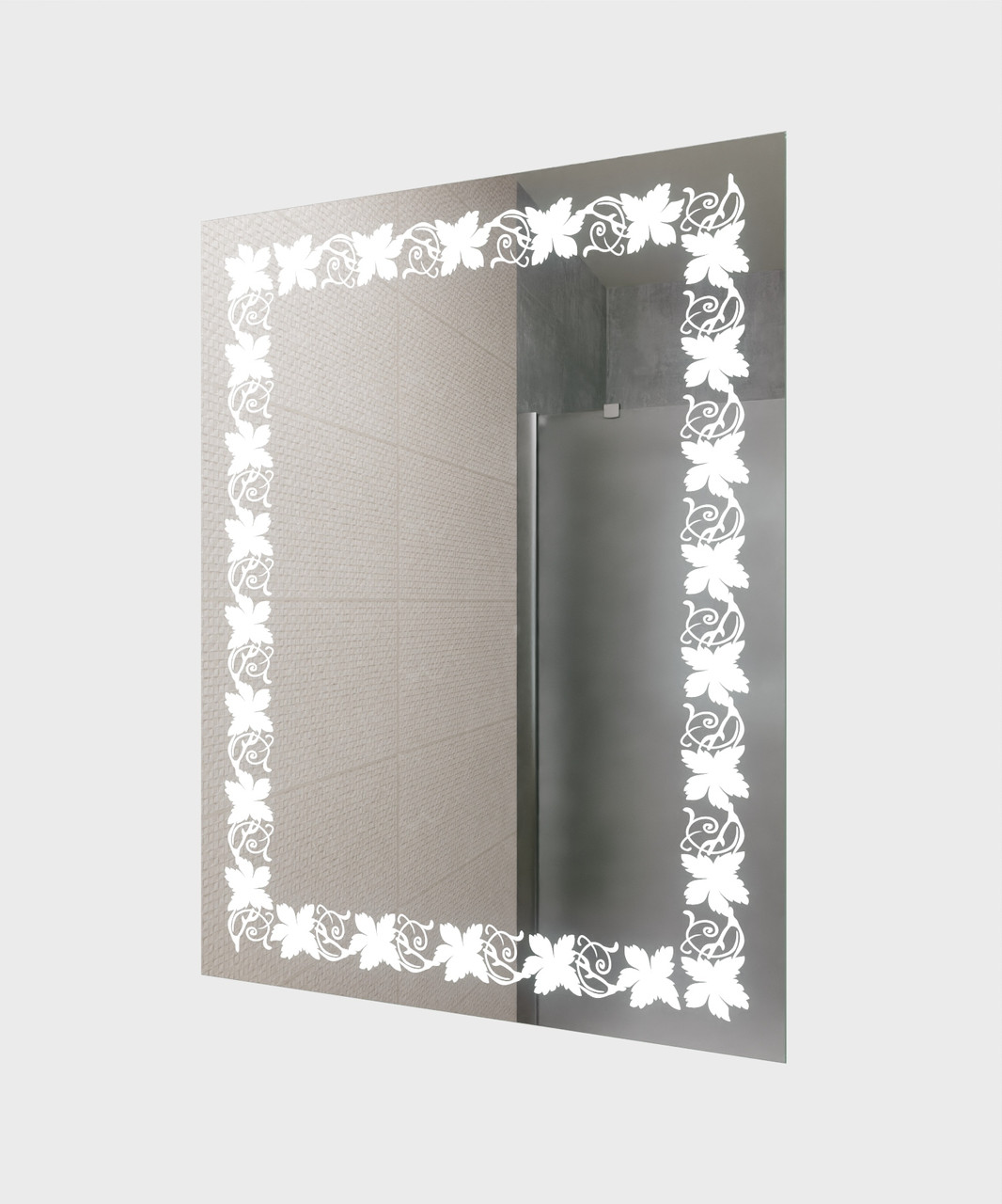 Зеркало LED (60*80*2,5см) VZ-AL-D85