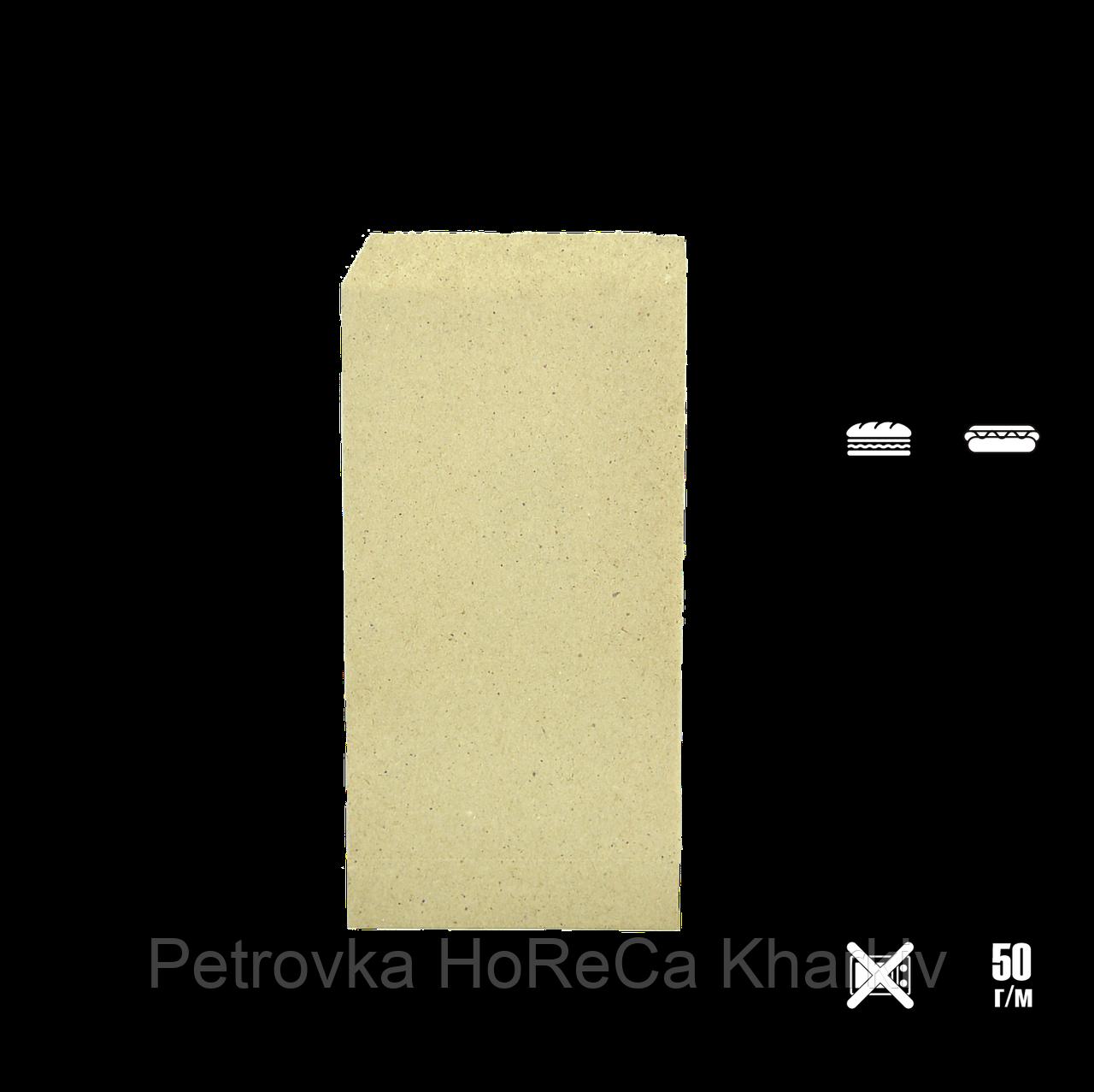 """Куточок КРАФТ паперовий """"Т"""", 280*140мм. Упаковка 100шт, 1000шт/ящ"""