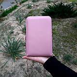 Жіночий гаманець-клатч, сумочка Baellerry Show You. Пудровий, фото 8
