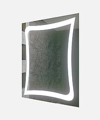 Зеркало LED (60*80*2,5см) VZ-AL-D77