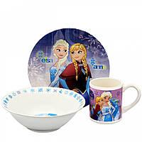 """Детский набор посуды """"Ледяное сердце"""" RNC 11"""