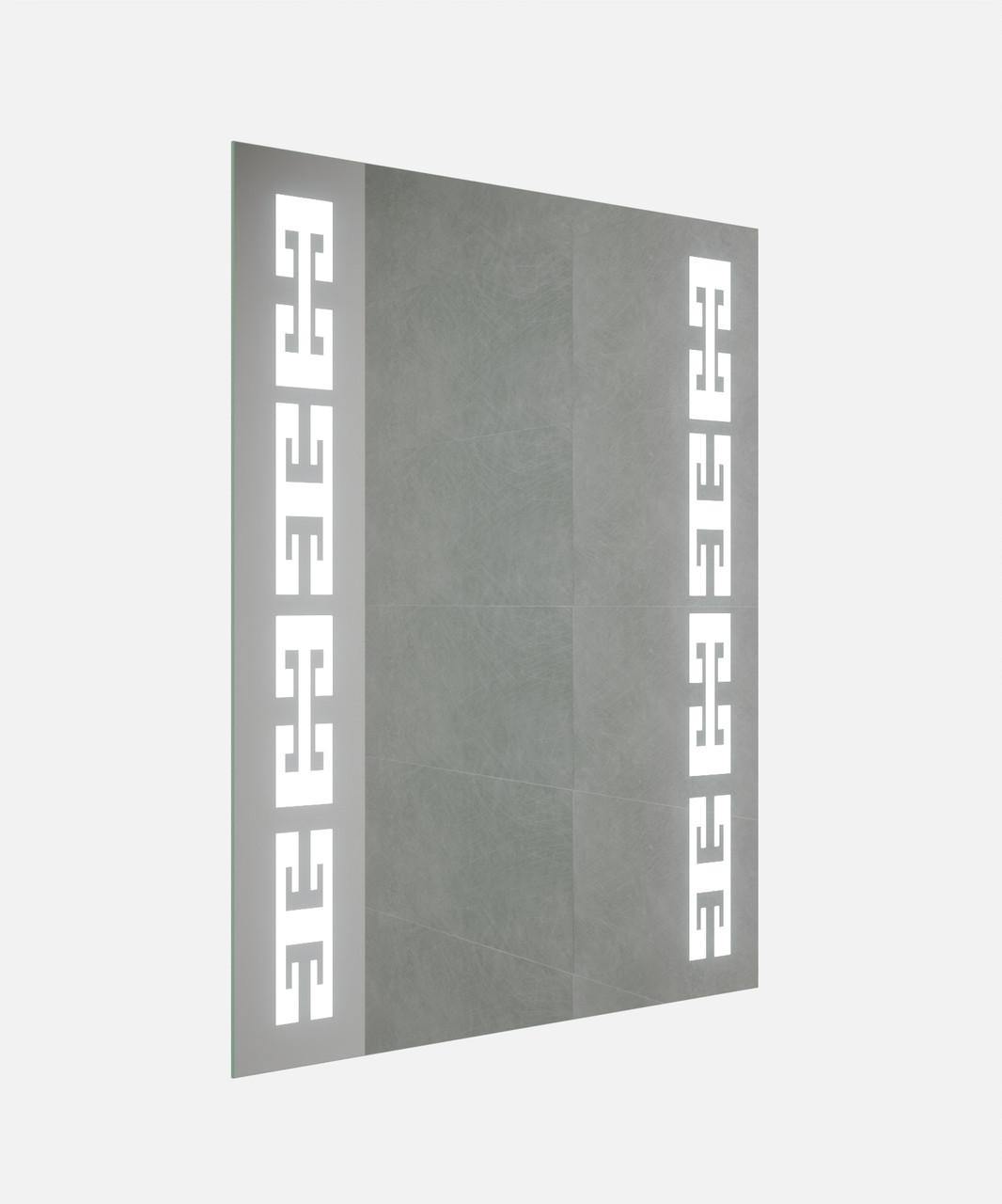 Зеркало LED (60*80*2,5см) VZ-AL-D70