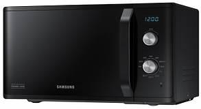 Микроволновая печь SAMSUNG MG23K3614AK/BW 800Вт + 1100Вт гриль 23л биокерамика