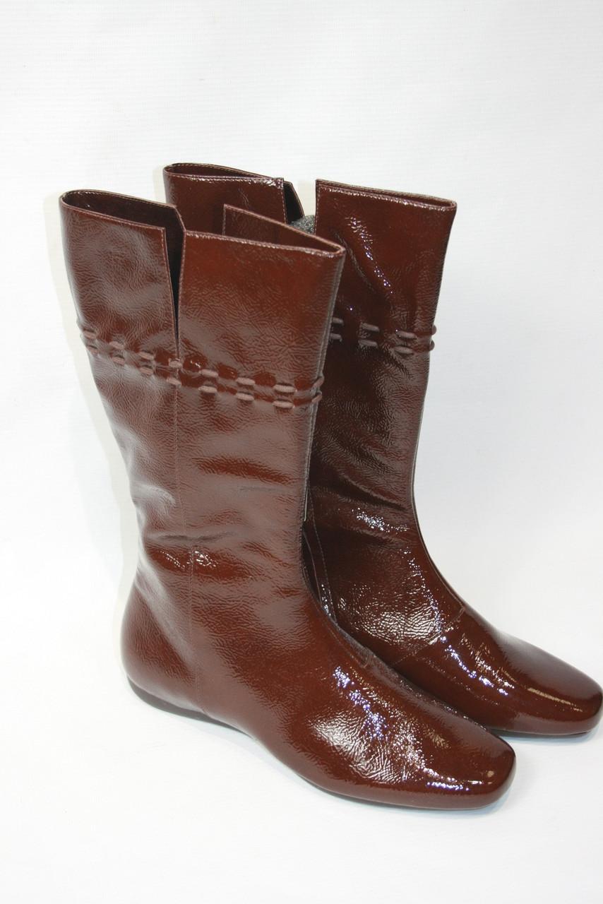 Сапоги женские Lacoste цвет коричневый размер 36 арт 16CLW1611