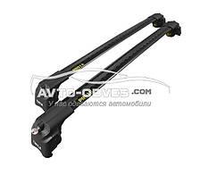 Поперечки на інтегровані рейлінги БМВ Х3 G01 Can Carry колір чорний
