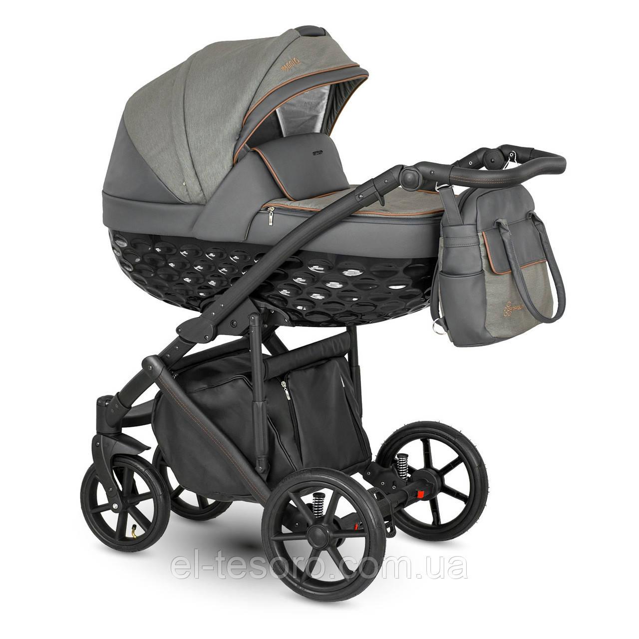Детская универсальная коляска 2 в 1 Camarelo Maggio Mg-02