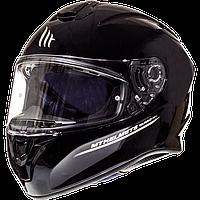 Шлем MT Targo Solid Black Gloss
