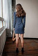 Нарядное платье из твида, фото 4