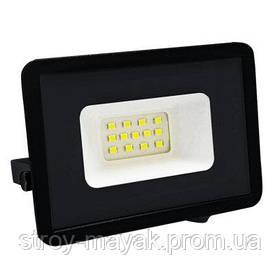 Прожектор светодиодный LED LEBRON LF 10W, 6000K, 850LM, 185-240V дневной свет